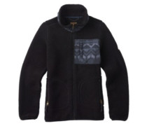 Bombay Fleece Jacket true black