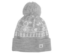 Argenta Beanie heather grey