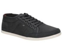 Sparko Waxed Suede Sneakers chrome yellow