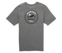 Fox Peak Active T-Shirt gray heather
