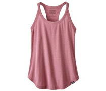 Cap Cool Trail Tank Top star pink