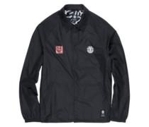 Kh Coach Jacket flint black