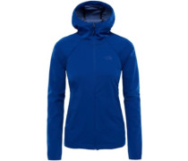 Inlux Softshell Hooded Outdoor Jacket sodalite blue