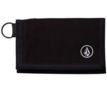 Full Stone Cloth Wallet black