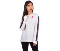 Cassie Long Sleeve T-Shirt bright white