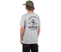 Wood Pushers T-Shirt heather grey