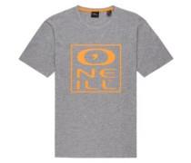 Tonal T-Shirt silver melee