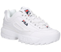 Disruptor Low Sneakers white