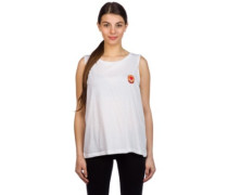 Fruit Tank Top white