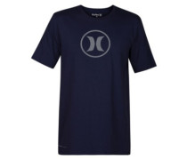 Dri-Fit Circle Icon T-Shirt noise aqua