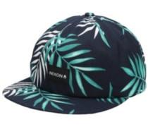 Tropics Snapback Cap pacific blue