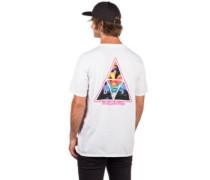 Good Trips Triangle T-Shirt white