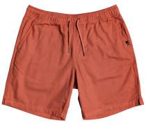 Brain Washed Shorts redwood