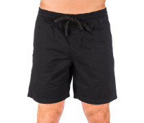 Range 18 Shorts black