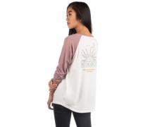 Fernside Raglan T-Shirt LS stout white