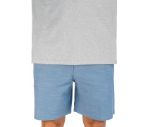 "Phantom Flex Response 18"" Shorts gym blue"