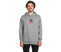 X Felix The Cat Skate Pullover Hoodie athletic grey