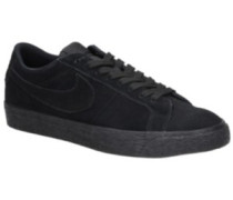 Zoom Blazer Low Skate Shoes gunsmoke