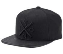 Exchange Snapback Cap black