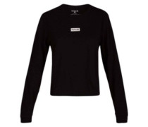 One & Only Box Perfect T-Shirt LS black