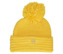 The Myrtle Beanie gold