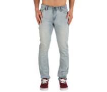 2X4 Jeans sure shot light wash
