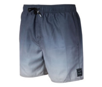 "Volley Tye N Dye 16"" Boardshorts black"