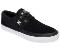 Wes 2 Sk8Mafia Skate Shoes black