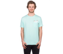 Pocket T-Shirt celadon