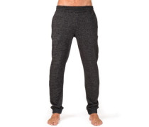 Finn Jogging Pants black melange