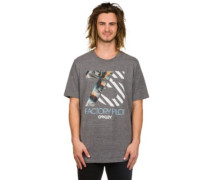 Palm 75 T-Shirt athletic heather grey
