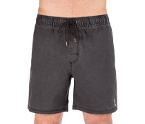 Washer Elastic Boardshorts black