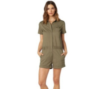 Wrenching Jumpsuit fatigue green