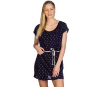 Lil Cactus Dress navy