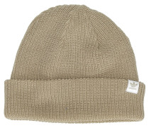 Shorty Beanie white