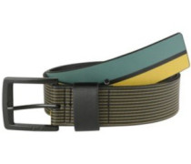 Flection Pu Belt emerald