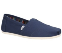 Alpargata Classic Slippers navy canvas