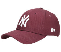 League Essential 9Forty Yankees Cap optic white