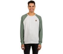 The Jordan Rules II Sweater leaf green m