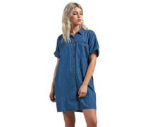 Yo Shortie Dress flight blue