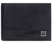 Stitchy 3 Wallet black