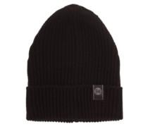 Basic Knitted Beanie black
