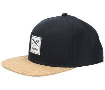 Exclusive Cork Cap black