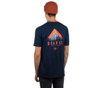 Matterhorn T-Shirt navy