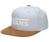Drop V II Snapback Cap heather