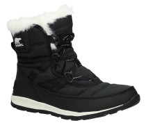 Whitney Short Lace Boots
