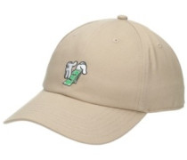C&S WL Make It Rain Curved Cap sand