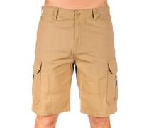 Ripstop Cargo 21 Shorts khaki