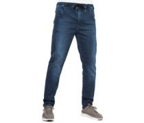 Jogger Jeans blue black