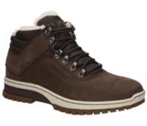 H1ke Territory Shoes dark brown